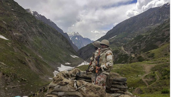 Indian forces kill 6 Naga insurgents