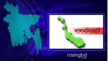Four held in Lalmonirhat for intrusion from India