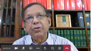 ভার্চুয়াল আদালতের সাহায্য নিতেই হবে: আইনমন্ত্রী