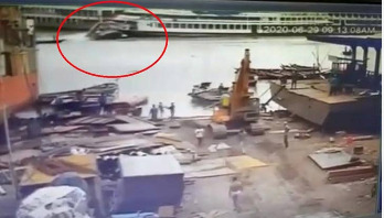 Buriganga launch capsize: Mayur-2 launch master arrested