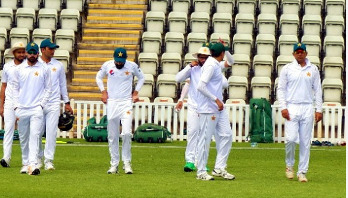 কোয়ারেন্টাইন শেষে ডার্বিশায়ারে পাকিস্তান ক্রিকেট দল