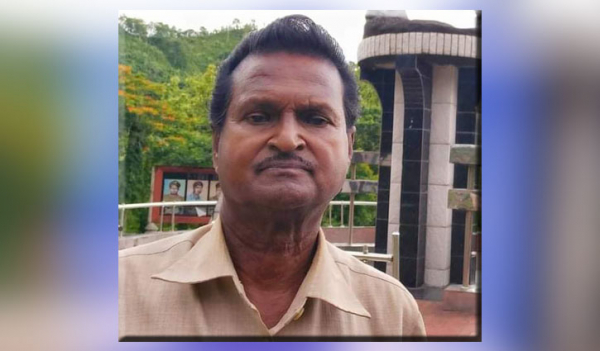 রাঙামাটি জেলা মুক্তিযোদ্ধা কমান্ডার রোনাল্ড পিন্টু আর নেই