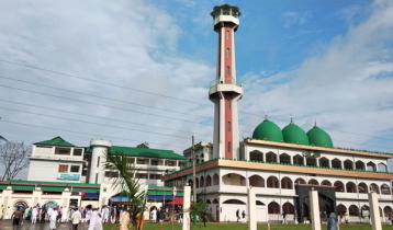 দেশের অন্যতম বিত্তশালী মসজিদ (ভিডিও)