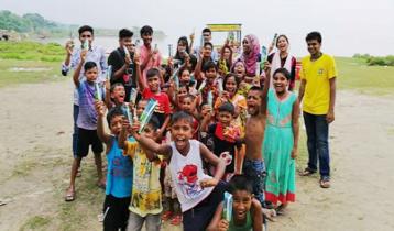 নব উত্থান বাংলাদেশ: একদল তরুণের সাহসী উদ্যোগ