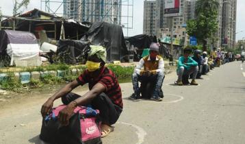বাংলাদেশে আটকে পড়া ভারতীয়দের ঢুকতে দিন: পশ্চিমবঙ্গকে কেন্দ্র