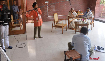 ৯ টিভিতে 'হাসিনা, অ্যা ডটারস টেল'