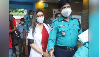 Dr Sabrina placed on 3-day remand