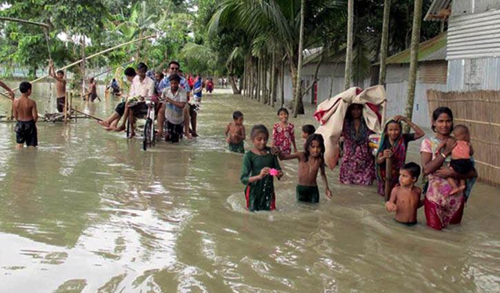 Floods affect 18 districts, 8 dead