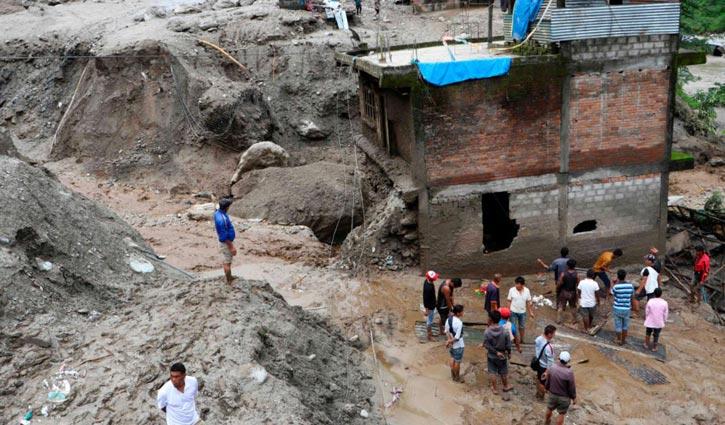 Floods, landslides leave 23 dead in Nepal
