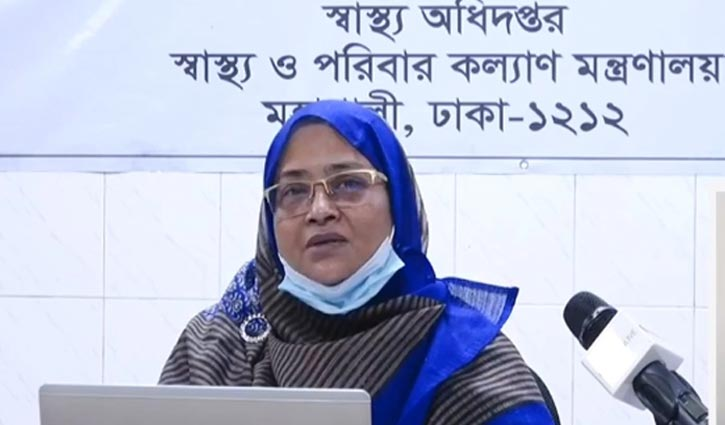 Bangladesh reports 3,163 new Covid-19 cases, 33 deaths