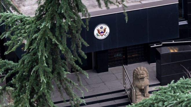 China orders to close US consulate in Chengdu