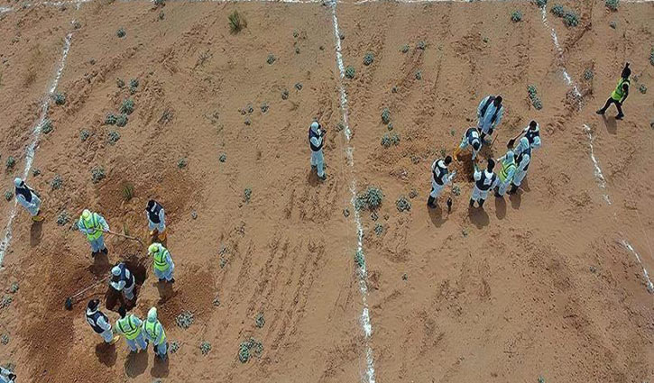 225 bodies discovered in Libya mass graves