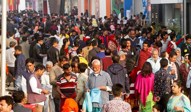 Bangladesh's population likely to be halved in 2100