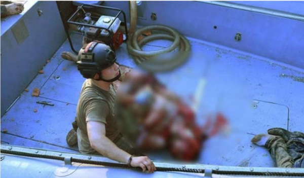 Port worker rescued alive after 30 hours