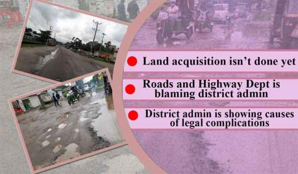 No progress on Feni-Noakhali 4-lane construction