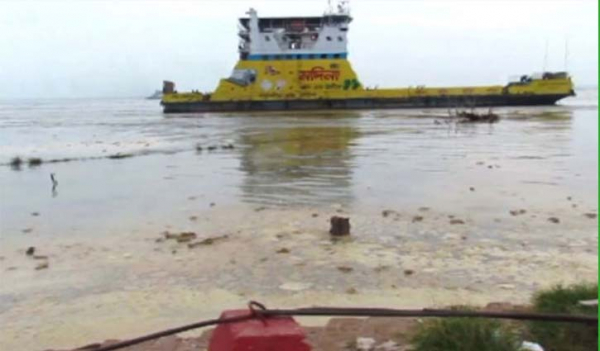 Ferry service resumes on Shimulia-Kathalbari route
