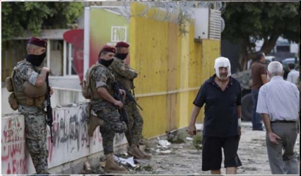 16 detained over Beirut blast