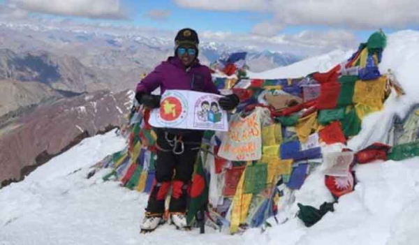 Mountaineer Ratna killed in city road accident