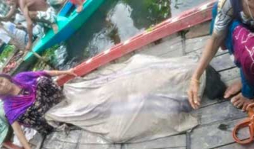 Five die after boat capsizes in Tangail