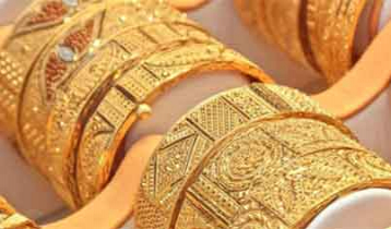 Gold prices fall by Tk 3,500 per bhori
