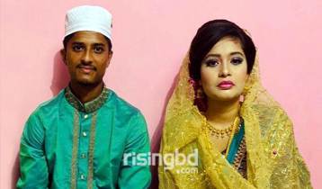 All-rounder Mahedi Hasan ties the knot