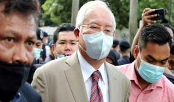 Ex-Malaysian PM Najib Razak gets 12 yrs in jail
