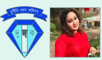 Case filed against Papiya over illegal wealth of Tk 6.25 crore