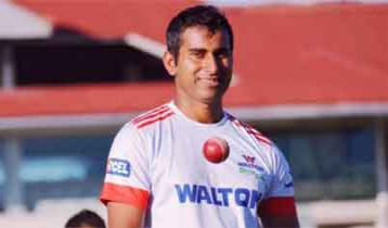 Mosharraf Rubel tests positive for Coronavirus
