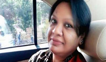 Corona infected MP Salma Chowdhury airlifted to Dhaka