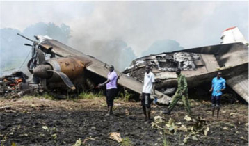 Plane crash in South Sudan leaves 17 dead