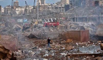 2,750 tonnes of ammonium nitrate exploded in Beirut