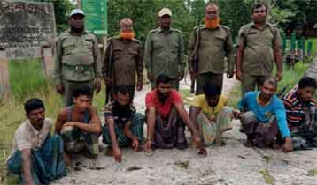 7 deer poachers held in Sundarbans