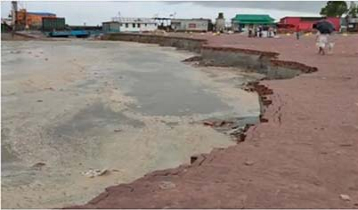 Another Shimulia Ferry Ghat lost to Padma