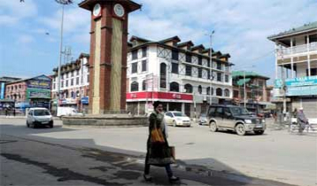 LED street lights installed in Srinagar