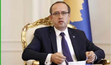 Kosovo PM infected with coronavirus
