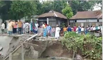 Dhaleshwari devours over 20 houses in 2 days