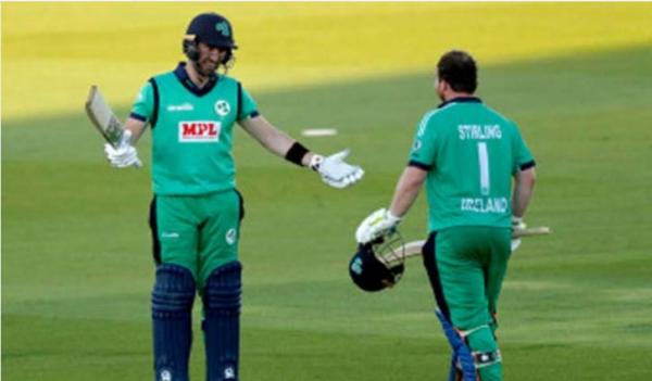 Ireland beat England to win third ODI in Southampton