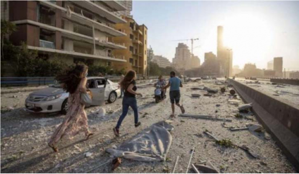 Beirut blast: Death toll rises to 157