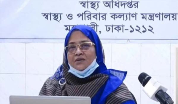 Bangladesh adds 2,199 new Covid-19 cases in a day, 21 deaths
