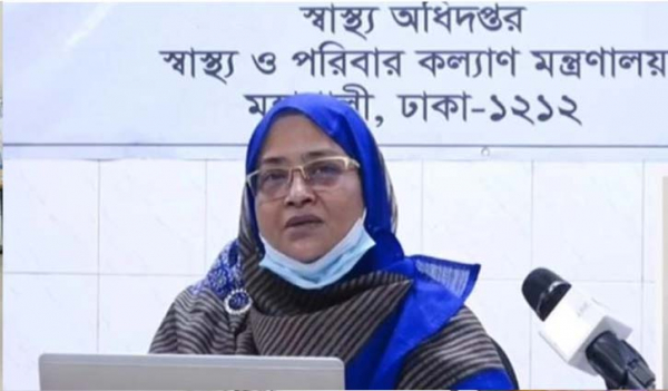 Bangladesh adds 2,996 Covid-19 cases, 33 deaths in a day