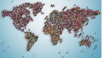 ২১০০ সালে বিশ্বের জনসংখ্যা হবে ৮৮০ কোটি