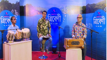Choton to join Uday Hakim's live show 'Tribeni' tonight