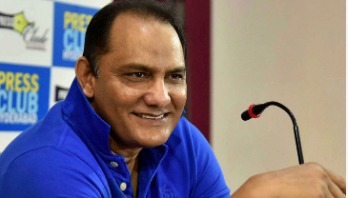 Ready to coach Team India: Mohammad Azharuddin