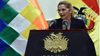 Bolivian President tests positive for coronavirus