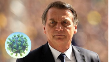 Brazil President tests positive for coronavirus