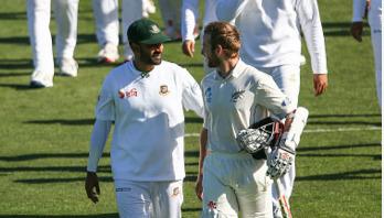Covid-19: Bangladesh-New Zealand Test series postponed