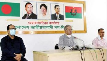 Govt pushing country towards grave danger: Fakhrul