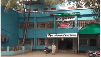 Covid-19 cases rise to 722 in Habiganj