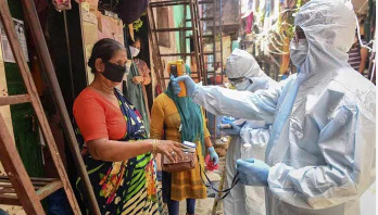 India reports over 27000 Covid-19 cases in single day