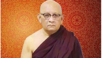 রাজগুরু বৌদ্ধ বিহারের অধ্যক্ষ জ্ঞানপ্রিয় মহাথের আর নেই